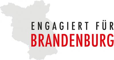 Logo Engagiert für Brandenburg