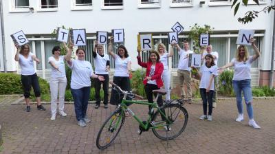 Bild der Meldung: Aufs Fahrrad für den Klimaschutz