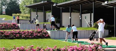 Foto zur Meldung: Golfkurse können wieder stattfinden!