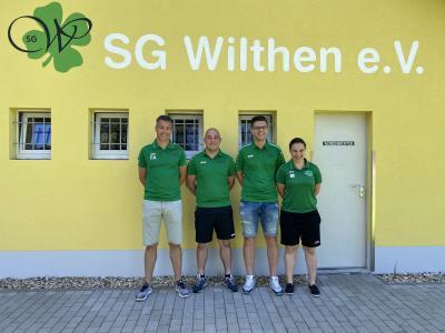 [SGW 2] Neuer Trainer für die Zweite