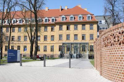 Foto zur Meldung: Sanierungskonzept im Klinikum Niederlausitz geht auf