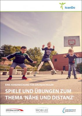 Vorschaubild zur Meldung: IcanDo - Handreichung zum Thema Nähe und Distanz für Grundschulen