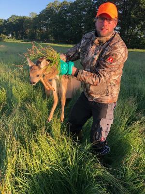 Erfahrungsbericht der Jagdgemeinschaft Revier Osterfeine