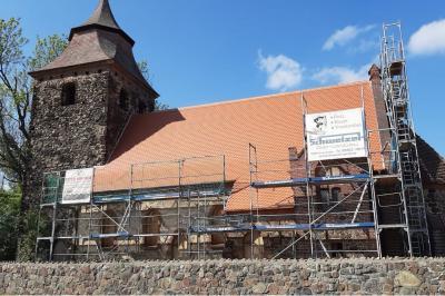 Bild der Meldung: Weitere Spenden für Kirchensanierung nötig