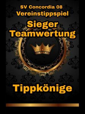 Foto zur Meldung: Tippkönige gewinnen Teamwertung 2020
