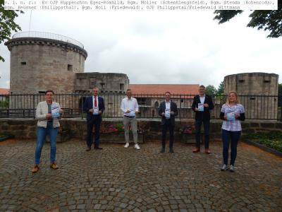 Sommerferien in der Kuppenrhön und Philippsthal