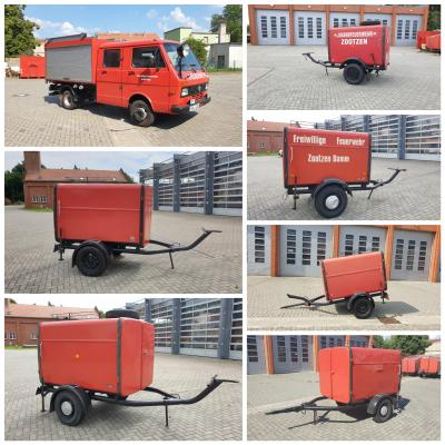 Foto zur Meldung: Versteigerung: Feuerwehr-Technik