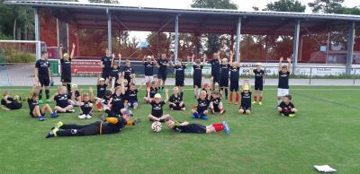FCK - Fußballschule zu Gast in der Arena
