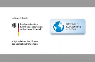 Bild der Meldung: Zuwendungsbescheid vom 30.06.2020 des PTJ aus Mitteln der Nationalen Klimaschutzinitiative