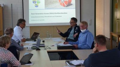 Vorschaubild zur Meldung: Amt Schafflund : Zweiter Anlauf für das schnelle Internet