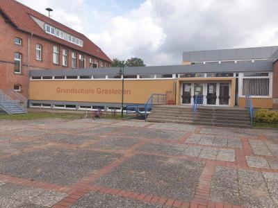 Vorschaubild zur Meldung: Südseitensanierung der Grundschule Grasleben abgeschlossen