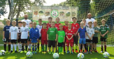 Foto zur Meldung: Mini-Fußball-EM auf Damsdorfer Sportplatz
