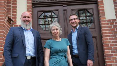 Foto zu Meldung: Diakonissenhaus mit Neubesetzungen in den Geschäftsführungen