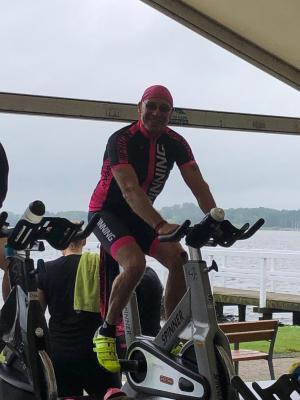Vorschaubild zur Meldung: AUSGEBUCHT!! Neu im TV Hude: Indoor-Cycling - Schnupperstunde am Di. den 14.07.2020