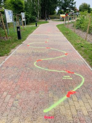 Vorschaubild zur Meldung: Neue Spielwege im Seebad Lubmin