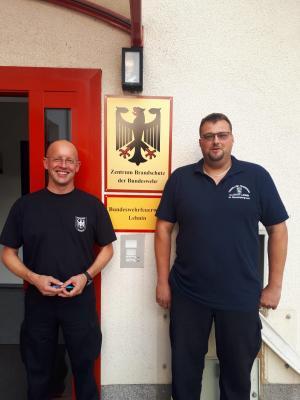 Foto zu Meldung: Ausbau der Zusammenarbeit mit der Bundeswehr