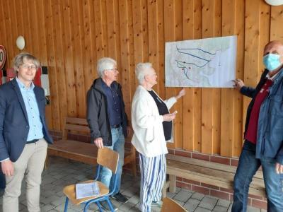 Bild der Meldung: Treffen mit dem Kreisbauernverband Kassel