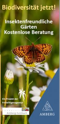 Foto zur Meldung: Kostenlose Beratung für insektenfreundliche Gärten