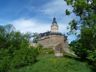 Vorschaubild zur Meldung: Info der Burg Falkenstein
