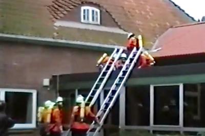 Vorschaubild zur Meldung: FF Seester historisch: Video einer Gemeinschaftsübung von 1997