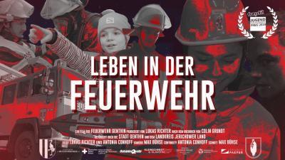 Foto zur Meldung: NACHWUCHSGEWINNUNGSFILM DER FEUERWEHR GENTHIN