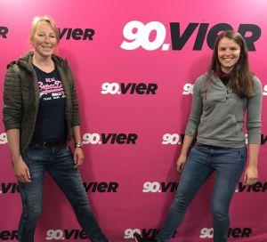 Vorschaubild zur Meldung: Radio90vier Interview