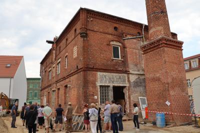 Archäologische Führung im Klosterviertel Kyritz