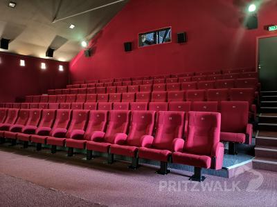 Kinotage werden dieses Jahr leider nicht mehr im Kinosaal des Kulturhauses stattfinden. Foto: Beate Vogel