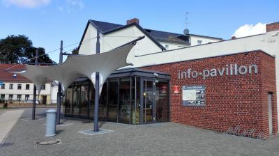 Vorschaubild zur Meldung: Wiedereröffnung der Tourist-Information in Lehnin am Samstag