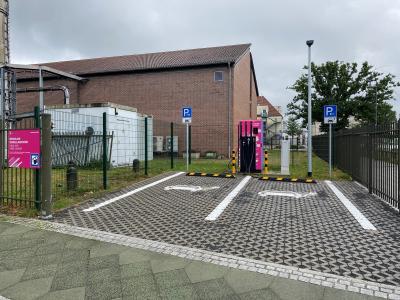 Vorschaubild zur Meldung: Weitere Lademöglichkeiten für Elektroautos im Stadtgebiet