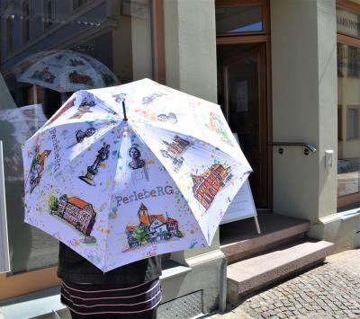 Foto zur Meldung: Neue Produkte in der Stadtinformation!