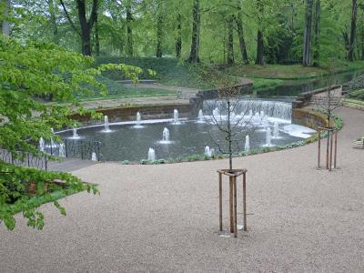 Foto zur Meldung: Altes und Neues aus dem Schlosspark Ludwigslust