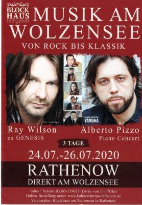 Foto zur Meldung: Musik am Wolzensee >>>Von Rock bis Klassik<<<