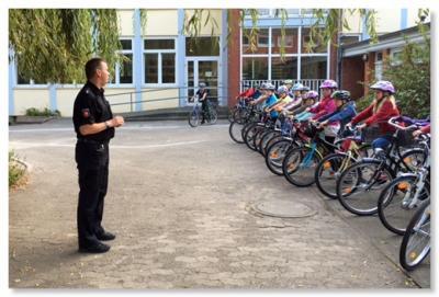 Foto zur Meldung: Fahrrad-TÜV