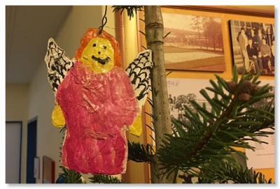 Foto zur Meldung: Vorbereitungen auf die Adventszeit
