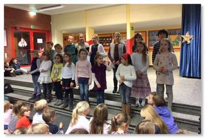 Foto zur Meldung: Schulweihnachtsfeier