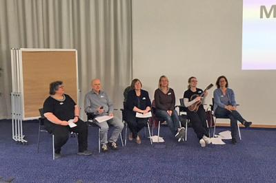 Foto zur Meldung: Fachtagung Musikalische Grundschule in Soltau