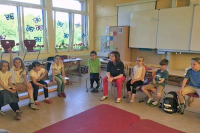 Foto zur Meldung: Erste Hilfe Kurs des Deutschen Roten Kreuzes