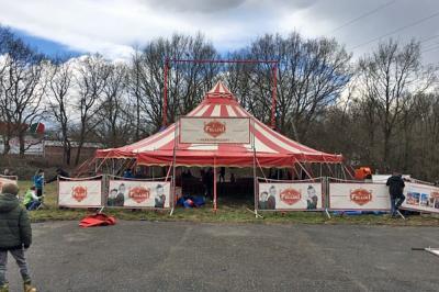 Foto zur Meldung: Der Zirkus kommt