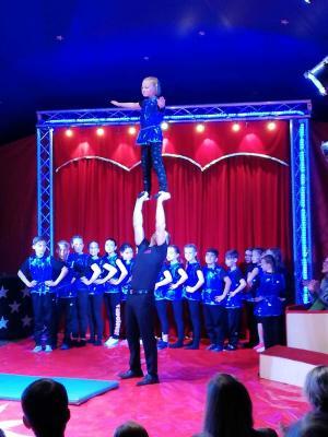 Foto zur Meldung: Die große Show der Kinder des Circus Fellini