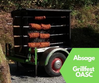 Foto zur Meldung: Absage Grillfest OASC