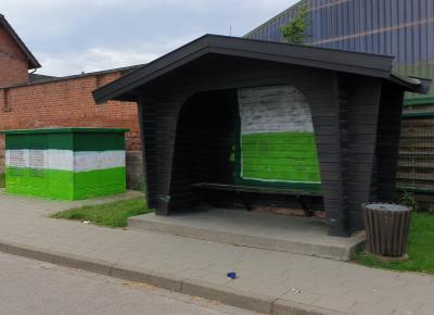 Vorschaubild zur Meldung: Schmierereien und Graffitis in Grasleben: 1000 Euro Belohnung