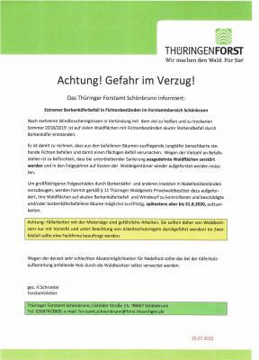 Information FoA Schönbrunn