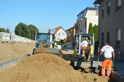 Ab August beginnen die Pflasterarbeiten in der Elbstraße I Foto: Martin Ferch