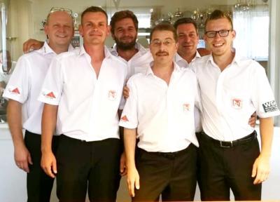 Foto zu Meldung: Netzener Billard-Spieler sind Deutscher Vizemeister