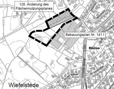 Bauleitplanung der Gemeinde Wiefelstede