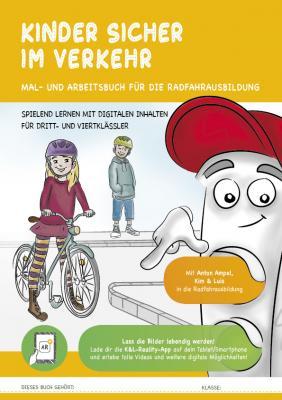 Mal- und Arbeitsbuch für die Radfahrausbildung