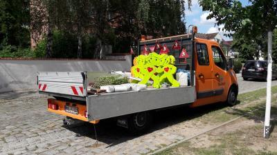 Bild der Meldung: Achtung Schulanfänger – Fuß vom Gas!!!