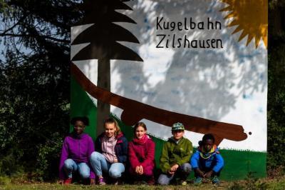 TV SWR Bericht von der Kugelbahn Zilshausen