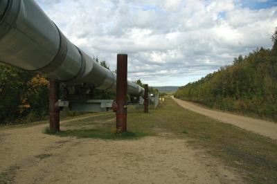 Foto zur Meldung: Das Gas fließt